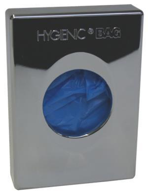 Hygienic-BAG Kunststoff verchromt
